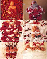 Anne Geddes Christmas Desktop Wallpapers