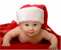 Anne geddes free christmas wallpaper