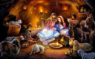 Christmas Nativity Wallpaper