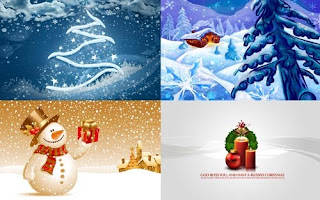 HQ Christmas Desktop Wallpapers Collection