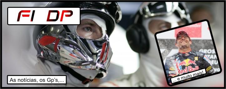 Fórmula 1 DP - As notícias, os GP's, e muito mais...