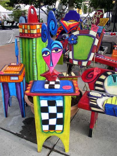 Beautiful mini blessings more mini furniture for Funky furniture