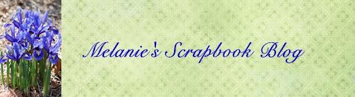 Mel's Scrapbook Blog