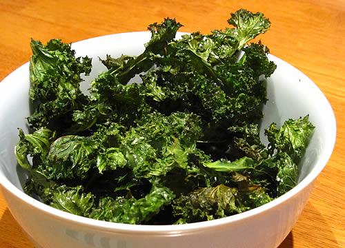 Kale Chips Recipe Oven Giada November 2010 - ...