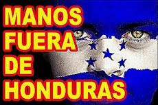 MANOS FUERA DE HONDURAS