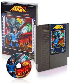 Mega Man 9 promotional package