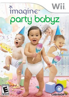 Imagine Party Babyz box art