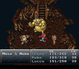 Chrono Trigger Masa and Mune