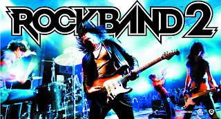 Rock Band 2 box art