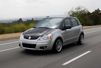 2008 Suzuki SX4t Turbo Crossover Concept By Road Race Motorsports