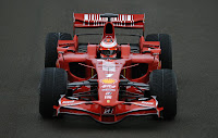 No Marlboro Logo On Ferrari Formula 1 Car