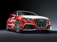 2008 Audi A3 TDI Clubsport Quattro : The New Diesel Concept