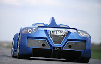 Gumpert Apollo Hybrid