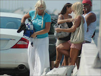 Brooke Hogan Car Crash