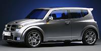 Nissan's Dodge Hornet For Chrysler