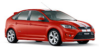 09 Ford Focus XR5 Turbo Image