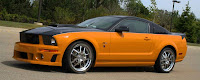 Roush Tuned 2009 Ford Mustang RTC Picture