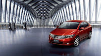 New 09 Model Honda CITY Photo