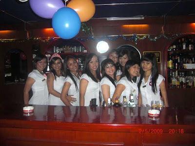 Jakarta Bar Girls Young Hostess