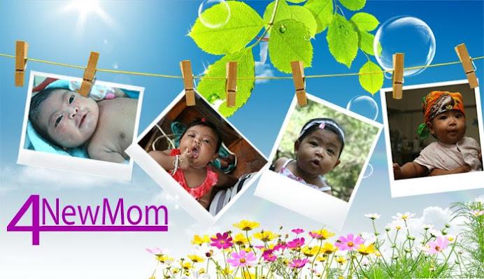 4 new mom เวบสำหรับคุณแม่มือใหม่ มาแชร์ประสบการณ์การตั้งครรภ์และการเลี้ยงลูกกันค่ะ