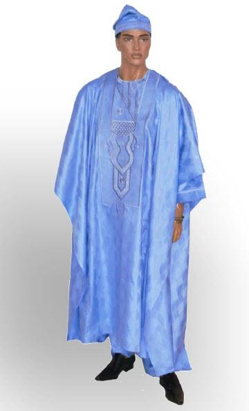 Shey You Sabi Talk Latest Agbada Designs For Men