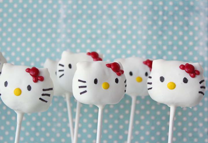 how to make hello kitty cake pops image search results