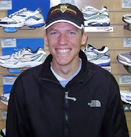 Marathon tips by Seth Wold