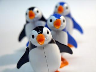 ubuntu penguin march
