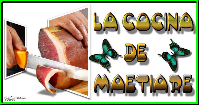 La cocina de Maetiare