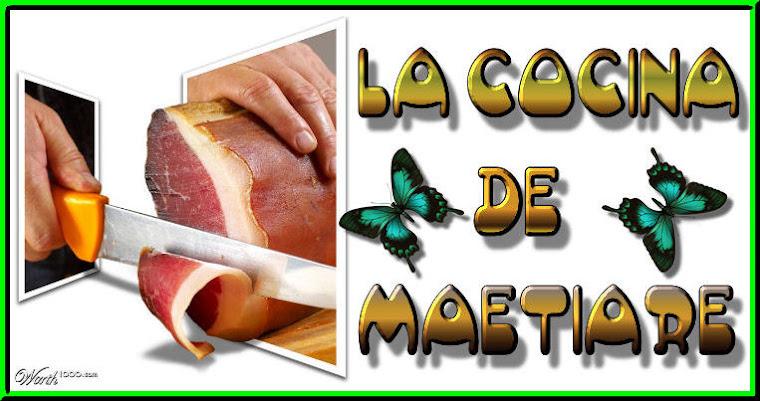 La cocina de Maetiare