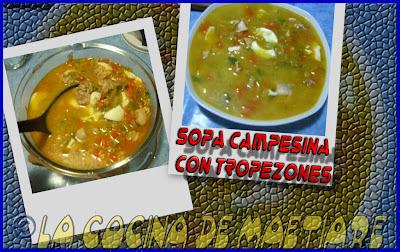 sopa campesina con tropezones Collage1