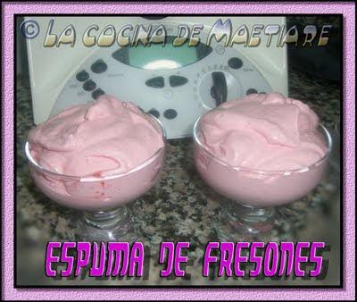 espuma de fresas CIMG0072