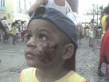 É carnaval em Salvador...
