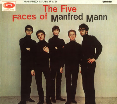 Manfred Mann - 1964 - The Five Faces of Manfred Mann