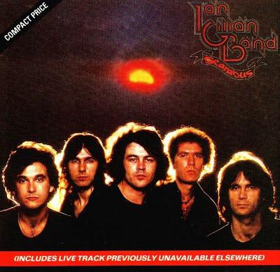 Ian Gillan Band - 1977 - Scarabus