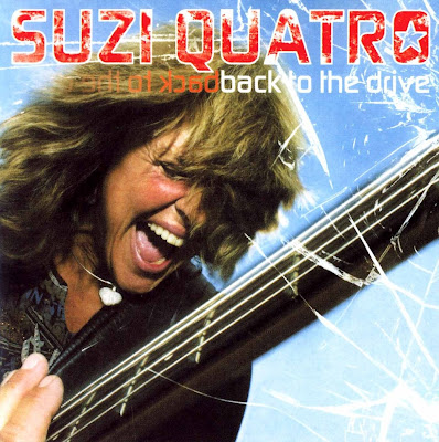 Suzi Quatro - 2006 - Back To The Drive