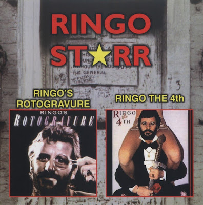Ringo Starr - 1976 - Ringo's Rotogravure + 1977 - Ringo The 4th