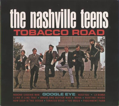 the Nashville Teens ~ 2000 ~ Tobacco Road