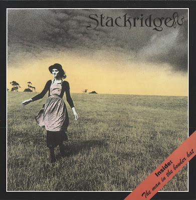 Stackridge ~ 1974 ~ The Man In The Bowler Hat