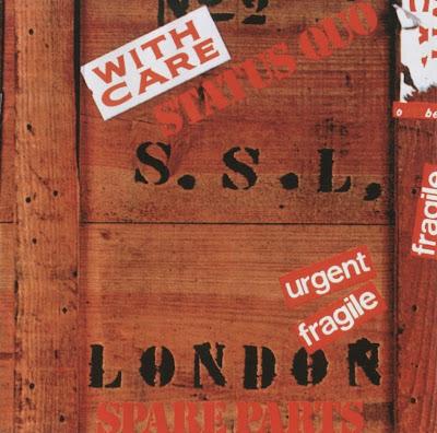 Status Quo ~ 1969 ~ Spare Parts