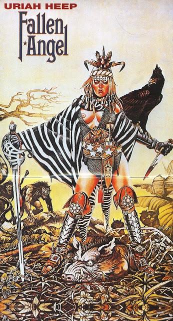 Uriah Heep ~ 1978 ~ Fallen Angel