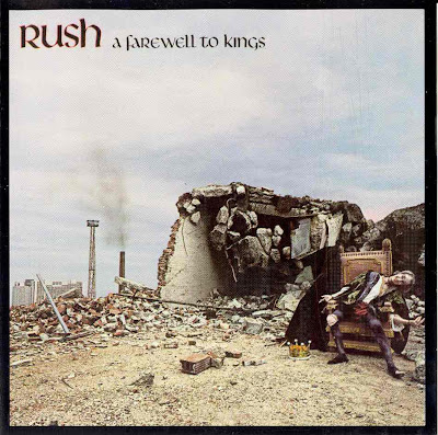 Rush ~ 1977 ~ A Farewell To Kings