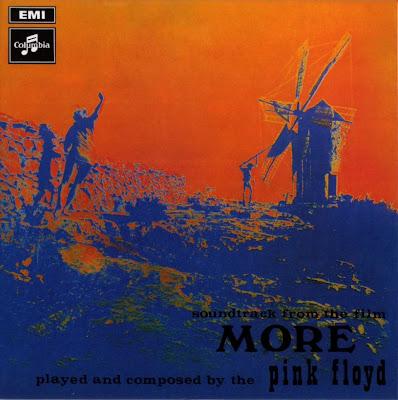 Pink Floyd ~ 1969 ~ More