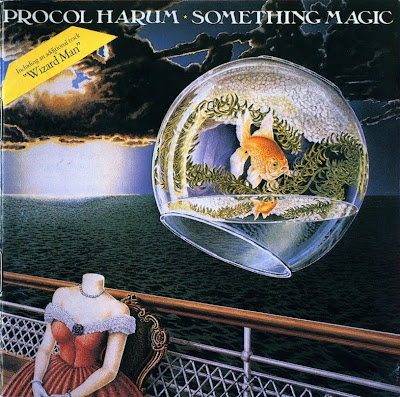 Procol Harum ~ 1977 ~ Something Magic