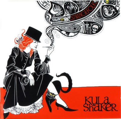 Kula Shaker - 2007 - Strange Folk