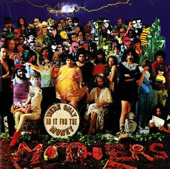the Mothers of Invention - 1968 - We'Re Only In It For The Money