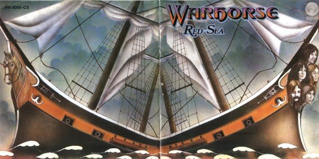 Warhorse - 1971 - Red Sea