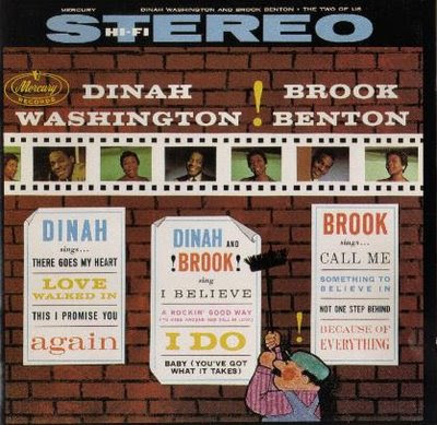 Dinah Washington and Brook Benton - 1960 - The Two of Us