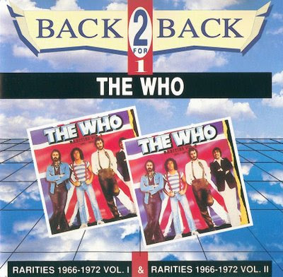 the Who - 1991 - Rarities 66-72
