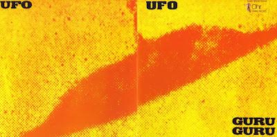 Guru Guru - 1970 - Ufo